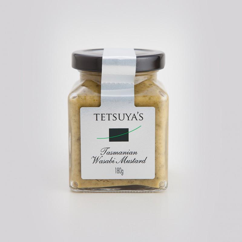 Tetsuya's Wasabi Mustard