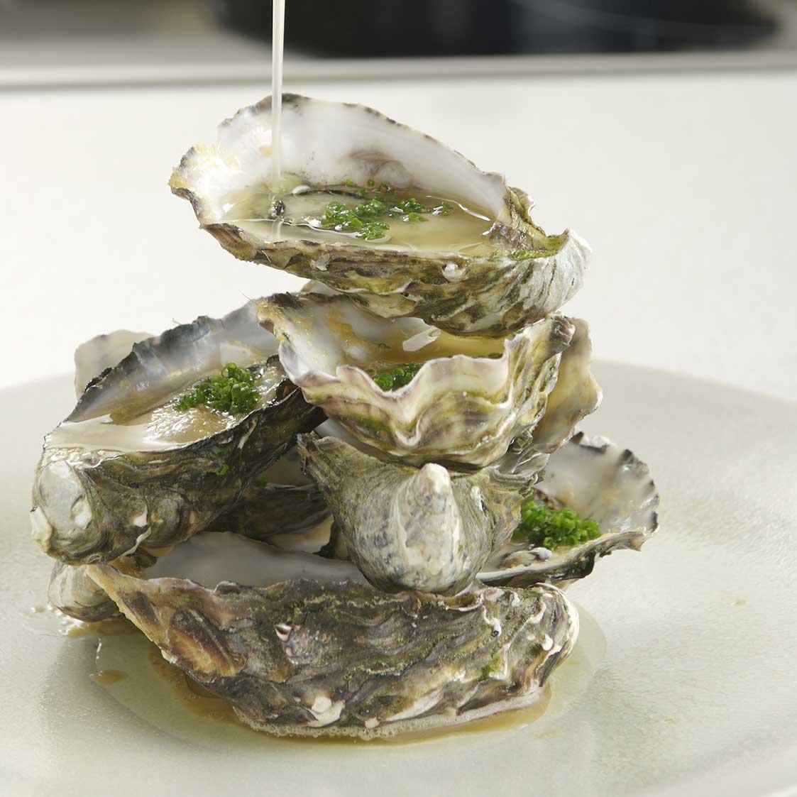 oyster-vinaigrette